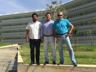 La tesis ha sido realizada por Sergio Gómez y dirigida por Miguel Ángel Martínez y José Manuel Andújar
