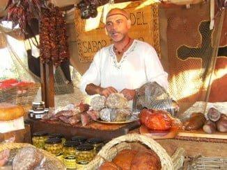 Cortegana ya celebra  las jornadas medievales más antiguas de Andalucía