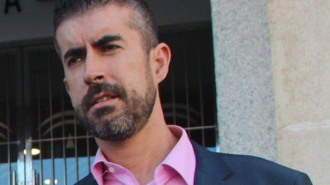 José Antonio Lozano, del PP de Nerva