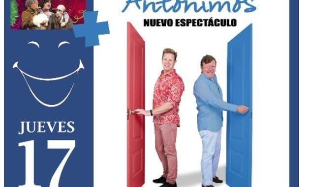 El humor llega a Punta Umbría de la mano de Los Morancos