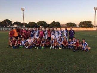 El Fundación Cajasol Sporting comienza la pretemporada con buen pie