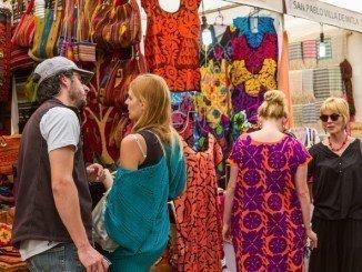 Las compras no son el principal gasto de los turistas extranjeros que vienen a nuestro país