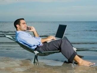 Es necesario desconectar del trabajo en vacaciones y disfrutar del momento