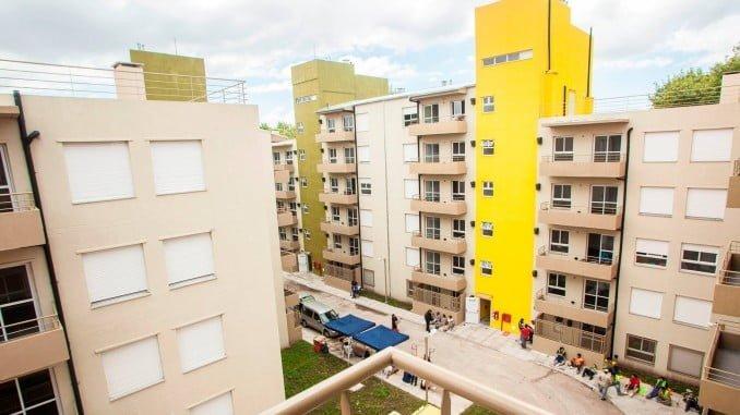 Andalucía fue la región que más operaciones sobre viviendas realizó en el sexto mes del año