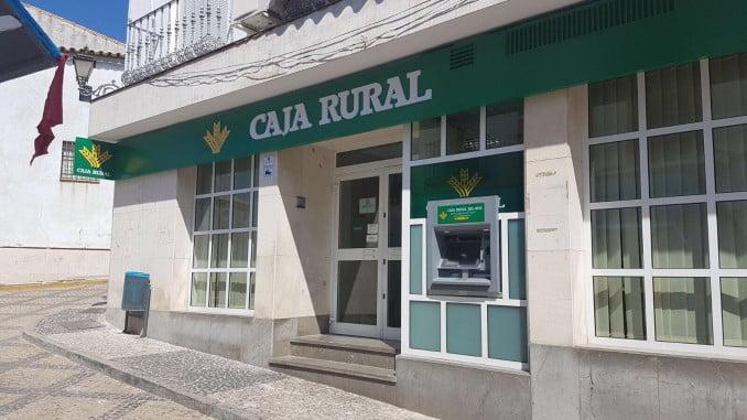 caja rural del sur reabre la nueva oficina en zalamea la