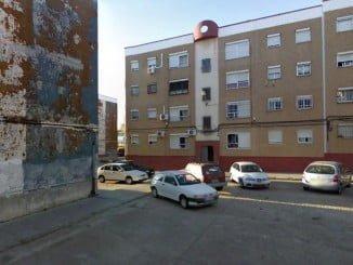 La barriada del Torrejón, escenario de un atropello fortuito