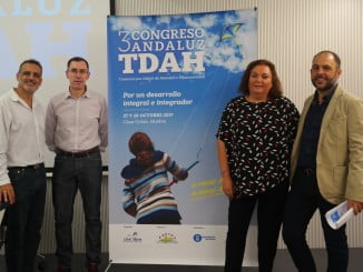 Presentado en Sevilla, del III Congreso Andaluz TADH (Trastorno por Déficit de Atención e Hiperactividad), que se celebrará en Huelva los días 27 y 28 de octubre.