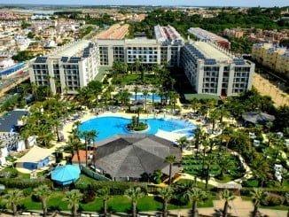El hotel Ocean Islantilla Family Life.