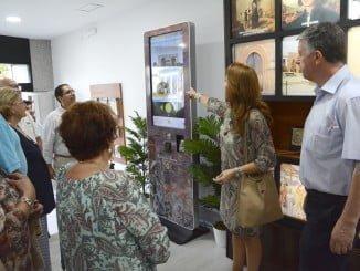 Nueva oficina de turismo del Ayuntamiento de Palos de la Frontera.