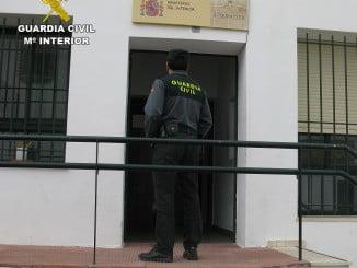 La Guardia Civil de Cartaya esclarece los robos