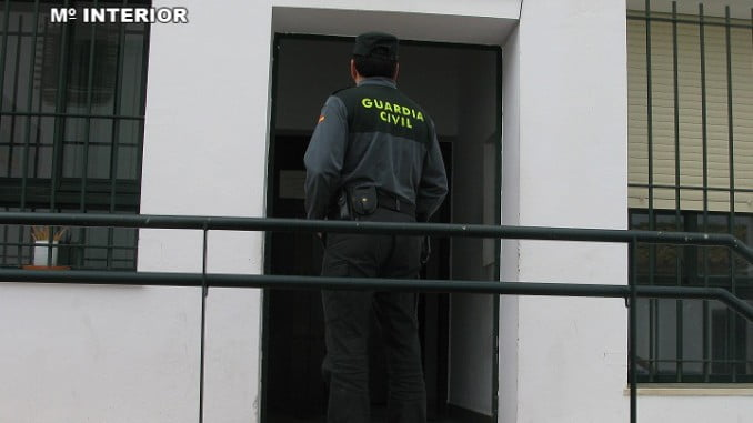 La Guardia Civil de Cartaya ha esclarecido al menos 6 robos en fincas de la localidad