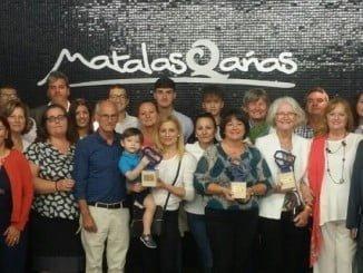 Homenaje de Almonte a los pioneros de Matalascañas.