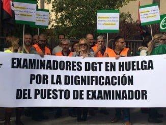 Los paros están afectando a miles de alumnos del carnet de conducir en toda España