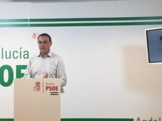 Ignacio Caraballo, secretario general del PSOE de Huelva y precandidato a la reelección