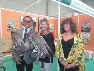 Caraballo en la Feria Cinegética de San Silvestre de Guzmán que se desarrollará hasta el 24 de septiembre