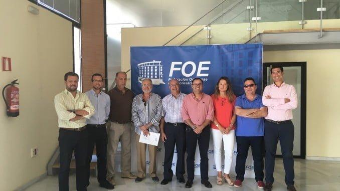 La Comisión de Comeptencia Desdeal de la FOE alerta del aumento de la venta ambulante ilegal