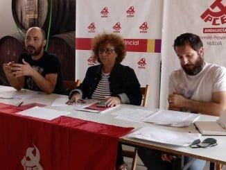 El PCA ha celebrado en Trigueros una Conferencia Política