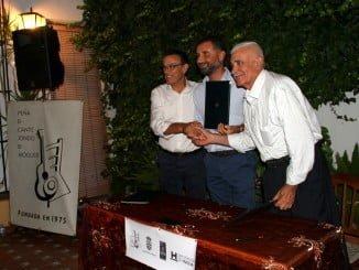 La Diputación, la Peña de Cante Jondo de Moguer y el Ayuntamiento se unen por el Festival Flamenco