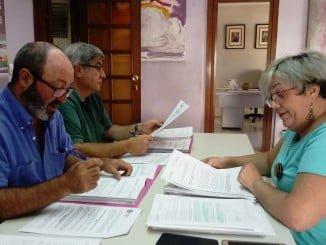 El Grupo Municipal de IU en el Ayto de Huelva trabaja en la preparación del Pleno