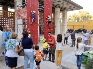 La Feria cuenta con numerosas actividades deportivas y de ocio