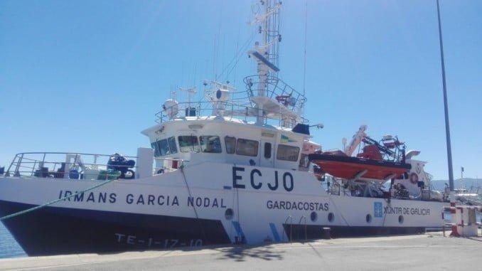 Se contará con el embarque de Inspectores de Pesca, que asesorarán al Comandante del patrullero en temas relativos a la inspección y vigilancia pesquera