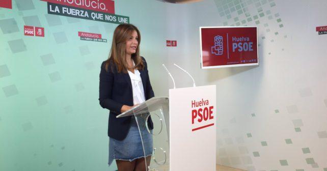 La parlamentaria andaluza y vocal en la Comisión de Medio Ambiente Modesta Romero