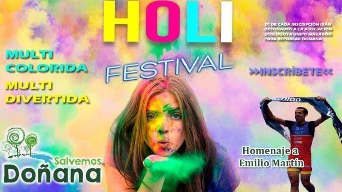 Las calles de Huelva se llenarán de colorido con la 'Music Run Colors'