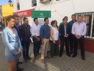 Fiscal ha presentado en Santa Bárbara de Casa el PGI de los Montes Públicos de El Mustio