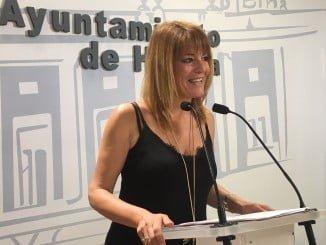 """Pilar Miranda denuncia el """"abandono"""" que sufren muchas barriadas de la capital"""