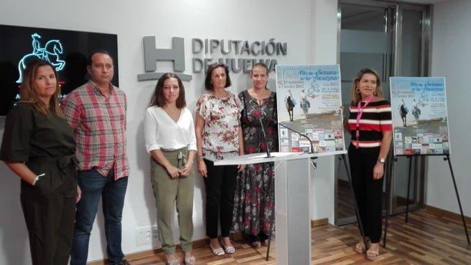 La Diputación ha acogido el acto de presentación del Fin de Semana a la Amazona