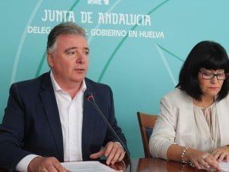 El delegado del Gobierno ha presentado las subvenciones para proyectos de infraestructuras turísticas