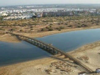 Comienzan las obras de reparación del Puente de La Gola