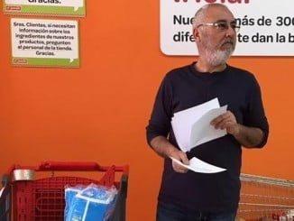 Reinaldo Neves Do Carmeno fue concejal del PCA en el Ayuntamiento de Ayamonte entre 1983 y 1987