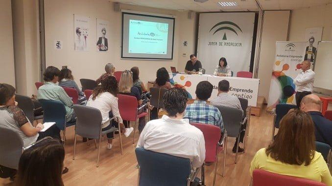 El taller ha sido organizado por el Centro de Innovación Turística Andalucía Lab,