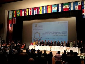 La diputada Laura Martín ha asistido al Congreso Iberoamericano de Municipalistas