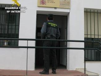 La Guardia Civil ha detenido al individuo y lo ha puesto a disposición judicial