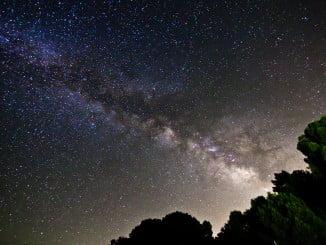 Diputación promueve el cielo nocturno como recurso medioambiental y turístico de calidad