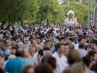 La Cinta volverá a su Santuario tras permanecer en la Catedral durante las fiestas patronales