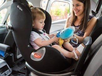 Los sistemas de retención infantil son imprescindibles para proteger a los bebés y niños ante un accidente