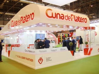 Cuna de Platero asiste a una nueva edición de Fruit Attraction
