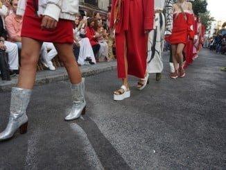 El calzado de Valverde del Camino, en Madrid Fashion Week