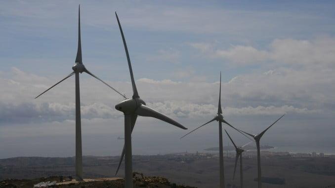 Endesa cuenta con 12 parques eólicos en territorio andaluz