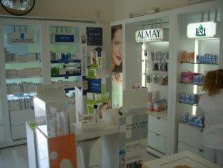 La provincia de Huelva contaba, a 31 de diciembre, con 251 farmacias