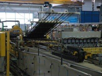Industria manufacturera es una de las ramas de actividad con mayor presencia en el exterior