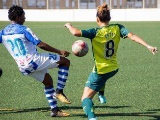 El Fundación Cajasol Sporting anuló al rival desde casi el principio del partido