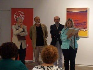 La Diputación de Huelva ha acogido la lectura continuada de 'Diario de un poeta recién casado'