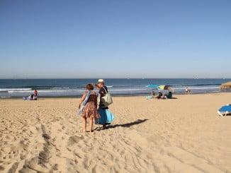 Las aguas de las playas de Huelva están dentro de los niveles de calidad establecidos
