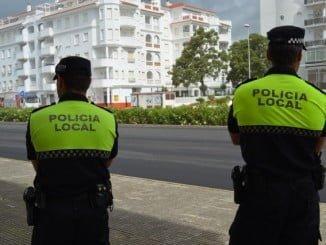 La Policía Local ha detenido al joven que intentaba robar en un supermercado de Cartaya