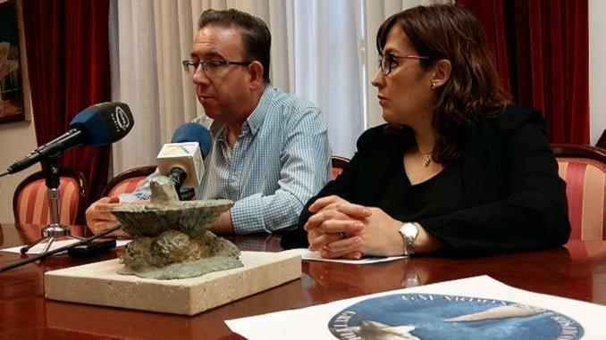 Rueda de prensa para presentar la II Gala del Turismo en Aracena