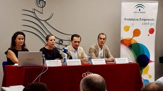 Presentación de incentivos a empresas en Isla Cristina
